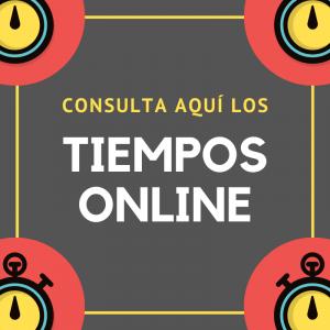 Tiempos Online Banner